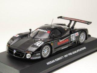 1/43 ニッサン R390 GT1 ル・マン24時間 予備予選車 1997 #21<br>