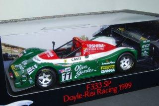 1/18 フェラーリ F333SP Doyle-Risi Racing ALMS 1999 #11<br>