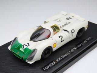 1/43 ポルシェ 908 ショートテイル ニュルブルクリンク 1968 #2<br>