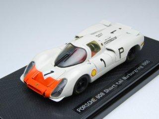 1/43 ポルシェ 908 ショートテイル ニュルブルクリンク 1968 #1<br>