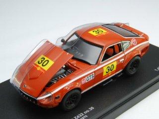 1/43 ニッサン フェアレディ Z432 レーシング 全日本富士1000km 3位 1970 #30<br>