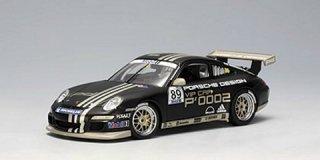 1/43 ポルシェ 911 (997) GT3 ポルシェデザイン P'0002 CUP 2007 #89<br>