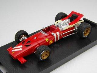1/43 フェラーリ 312 モンテカルロGP 1969 #11 C.エイモン<br>
