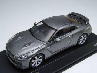 1/43 ニッサン GT-R (R35) 2008 ダークメタルグレー<br>