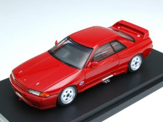 1/43 スカイライン GT-R (R32) Gr.A仕様 (ベースモデル) レッド<br>