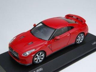 1/43 ニッサン GT-R (R35) 2008 バイブラントレッド<br>
