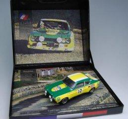"""1/43 フォード カプリ 2600RS """"BP"""" ツール・ド・コルス 7位 1972 #12 J.Vinatier<br>"""