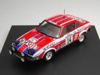 1/43 トライアンフ TR7 Sparkrite スコティッシュラリー 1980 #14 R.Clark<br>
