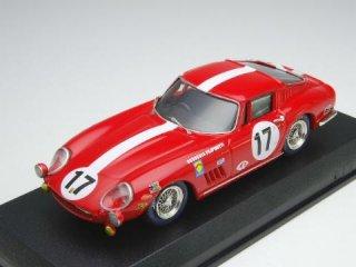 1/43 フェラーリ 275 GTB ル・マン24時間 1968 #17<br>