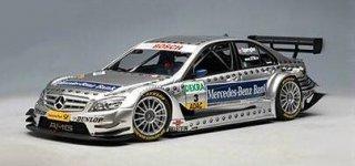 """1/18 メルセデス・ベンツ Cクラス """"Mercedes-Benz Bank"""" DTM 2008 #3 B.Spengler<br>"""
