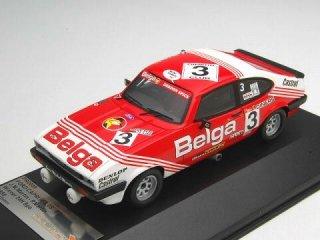 """1/43 フォード カプリ � 3.0S """"Belga"""" スパ・24時間 優勝 1980 #3<br>"""