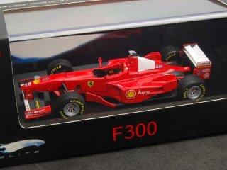 1/43 フェラーリ F300 英国GP シルバーストーン 優勝 1998 #3 M.シューマッハ<br>
