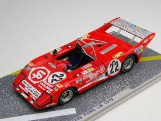 1/43 ローラ T296 フォード ル・マン24時間 1979 #22<br>