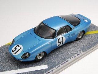 1/43 ルネ・ボネ エアロジェット LM6 ルノー ル・マン24時間 1963 #51<br>