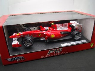 1/18 フェラーリ F10 バーレーンGP 優勝 2010 #8 F.アロンソ<br>