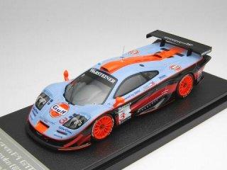 1/43 マクラーレン F1 GTR Gulf 鈴鹿1000km 3位 1997 #3<br>