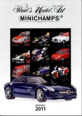 ミニチャンプス カタログ 2011 エディション1 A4判230頁<br>