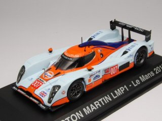 1/43 アストンマーチン LMP1 ル・マン24時間 6位 2010 #007<br>