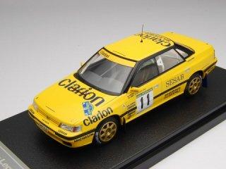 1/43 スバル レガシィ RS スウェーデンラリー 6位 1992 #11 P.Eklund<br>