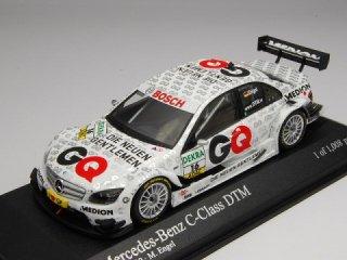 1/43 メルセデス・ベンツ C-クラス DTM チーム GQ DTM 2009 #16 M.Engel<br>