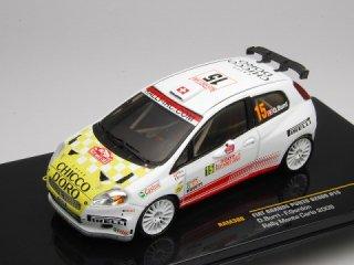 1/43 フィアット グランデプント S2000 ラリー・モンテカルロ 7位 2009 #15 O.Burri<br>