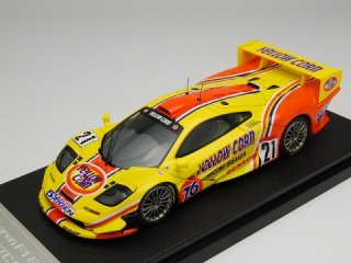 "1/43 マクラーレン F1 GTR ""YELLOW CORN"" JGTC 2001 #21<br>"