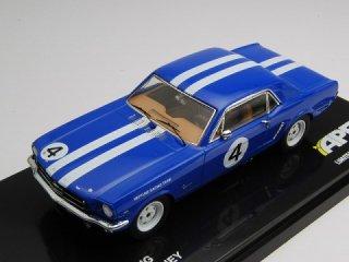 1/43 フォード マスタング ATCC 優勝 1965 #4<br>