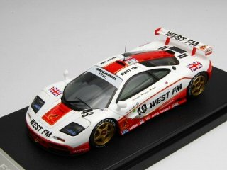 1/43 マクラーレン F1 GTR ル・マン24時間 1995 #49<br>