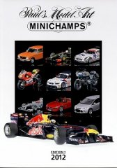 ミニチャンプス カタログ 2012 エディション1 A4判226頁<br>