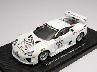 1/43 レクサス LFA ニュルブルクリンク VLN 4hour Race 2011 #111 【レジン】<br>