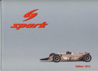 スパーク カタログ 2012 A4判37頁<br>