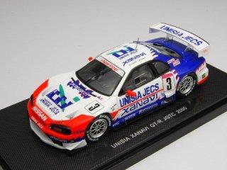 1/43 ユニシア ザナヴィ GT-R JGTC 2000 #3<br>