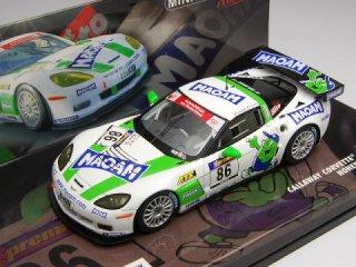 1/43 コルベット Z06R GT3 CALLAWAY VLN 2010 #86<br>