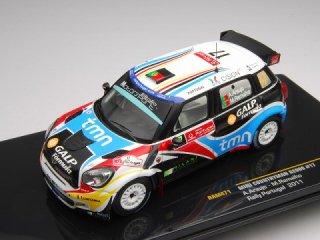 1/43 ミニ カントリーマン S2000 ラリー・ポルトガル 2011 #17 A.Araujo<br>