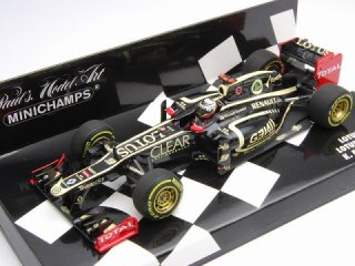 1/43 ロータス F1チーム ロータス ルノー E20 2012 #9 K.ライコネン<br>