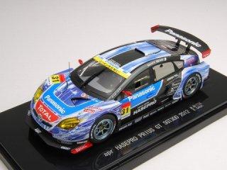 1/43 apr ハセプロ プリウス GT スーパーGT300 2012 #31 【レジン】<br>