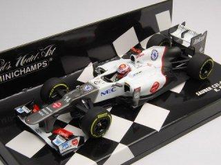 1/43 ザウバー C31 フェラーリ  2012 #14 小林可夢偉<br>