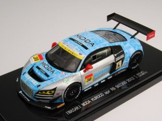 1/43 IWASAKI MODA クロコ apr R8 スーパーGT300 2012 #30 【レジン】<br>