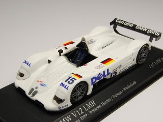 1/43 BMW V12 LMR Team BMW Motorsport ル・マン24時間 優勝 1999 #15<br>
