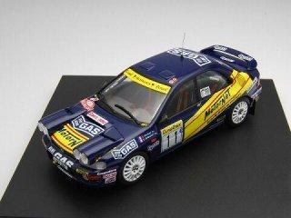 1/43 スバルインプレッサ 4x4 ターボ Motornet モンテカルロラリー 5位 1996 #11 C.Baroni<br>
