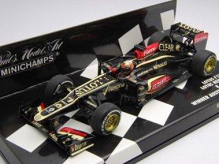 1/43 ロータス F1 チーム ロータス ルノー E21 オーストラリアGP 優勝 2013 #7 K.ライコネン<br>