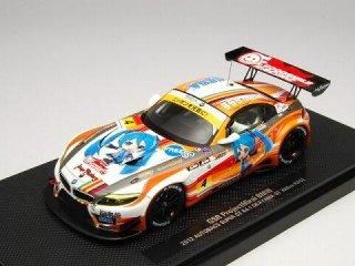 1/43 GSR ProjectMirai BMW Rd.1岡山 スーパーGT300 2012 #4<br>