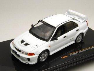 1/43 三菱 ランサー EVO � RS 1998 ホワイト<br>