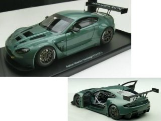 1/18 アストンマーチン V12 ヴァンテージ V12 GT3 Composite Model 2013 メタリックグリーン<br>