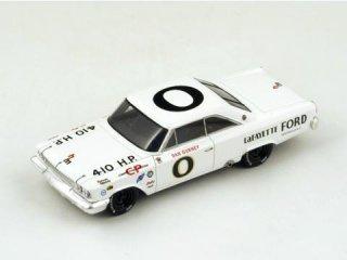 1/43 フォード ギャラクシー ラファイエット デイトナ500 5位 1963 #0<br>