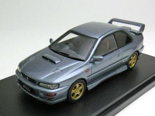 1/43 スバル インプレッサ WRX typeR STi Version V 1998 クールグレー・メタリック<br>