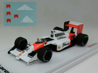 1/43 マクラーレン MP4/5 マクラーレンホンダ イギリスGP 優勝 1989 #2 A.プロスト<br>
