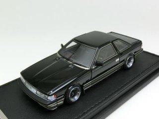 1/43 トヨタ ソアラ 2.0 GT (Z10) ブラック/シルバーツートン<br>