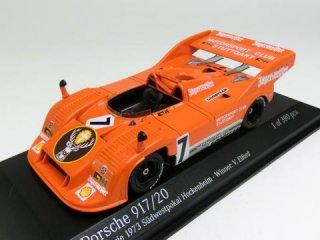 1/43 ポルシェ 917/20 イエーガーマイスター インターセリエ ホッケンハイム 優勝 1973 #7<br>