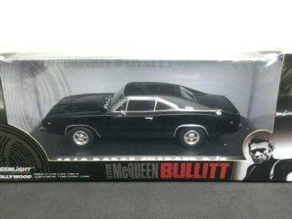 """1/43 ダッジ チャージャー R/T Hollywood Series 3 """"Bullitt"""" 1968 ブラック<br>"""